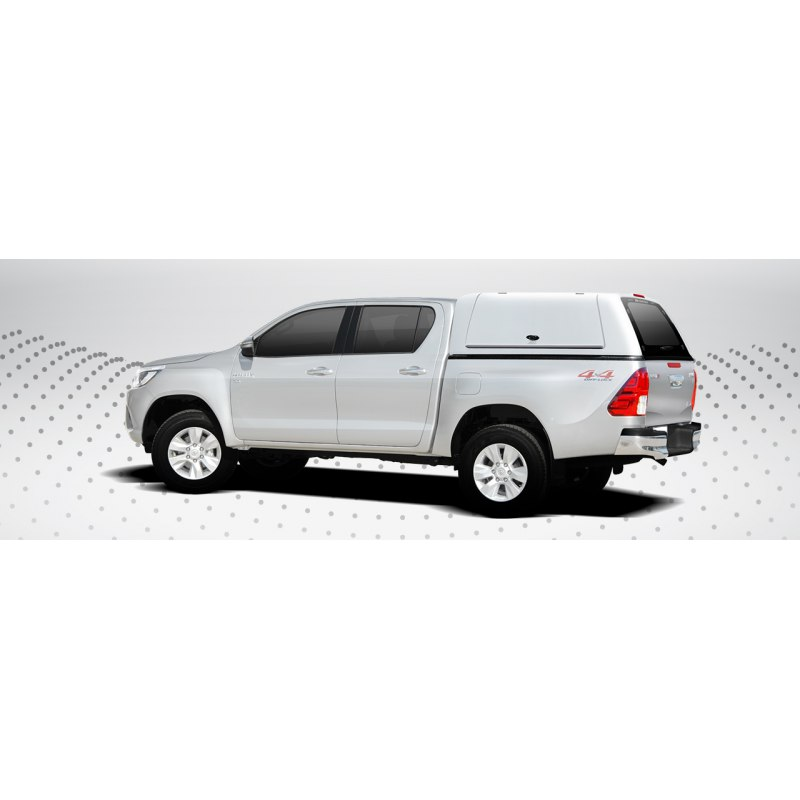 Explorer - Кунг Carryboy Hard-Top Workman для TOYOTA HILUX 2011 - 2015 г.в.